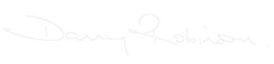 Signature Danny Robinson