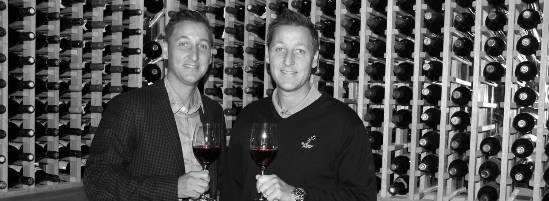 Danny and Jamie Robinson Directors Vintage Vines
