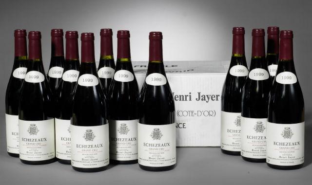 Domaine de la Roman  and eacute;e-Conti Vintage Echezeaux wine