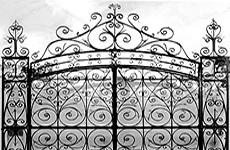 Vineyard Gates