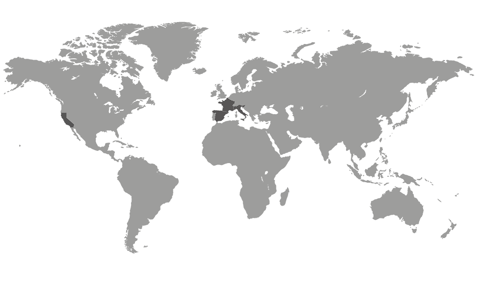 Worldwide Wine Producing Regions